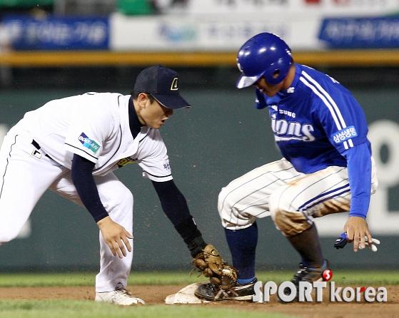 삼성-두산 19차전