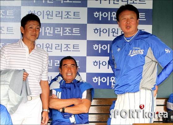 선동렬 감독