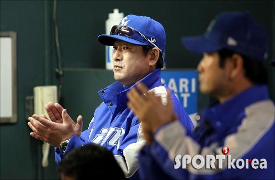 2011 한국시리즈 5차..
