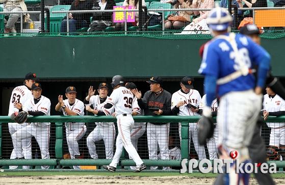 삼성, 요미우리에게 3대 2 패배 `오키나와 리그 4연패`