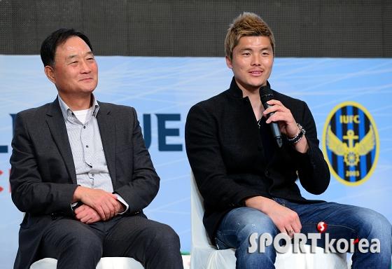 딸바보 김영광 `최고 수문장에 도전`