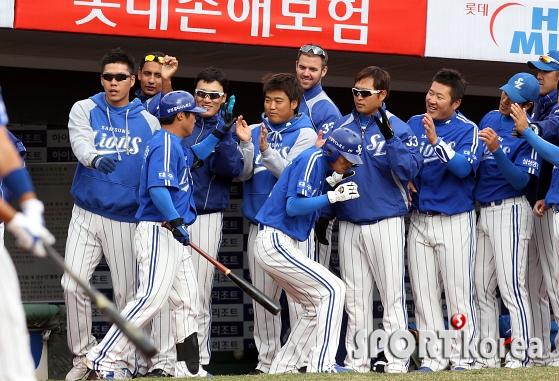 김태완 `나도 삼성의 홈런타자`