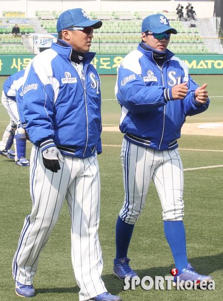 3월 11일 시범경기 ..