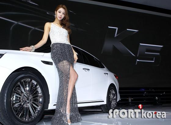 박세아 `섹시하게 K5 소개해요~`