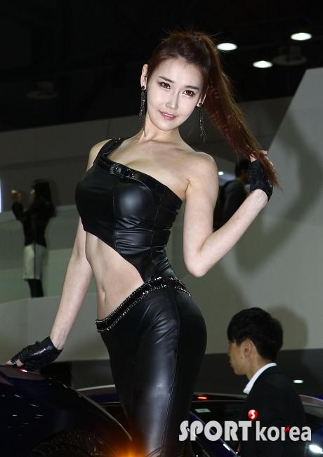 이효영 `완벽한 S라인~`