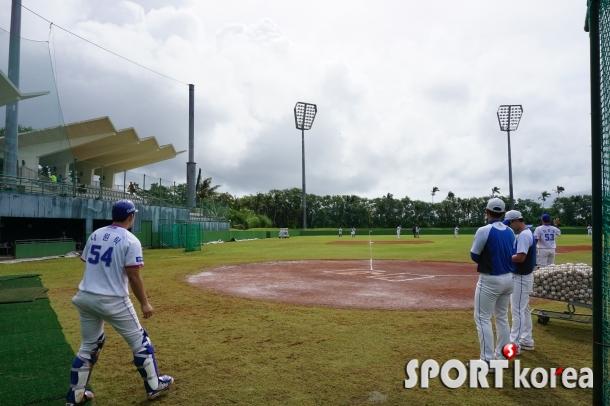 2017 스프링캠프 괌..