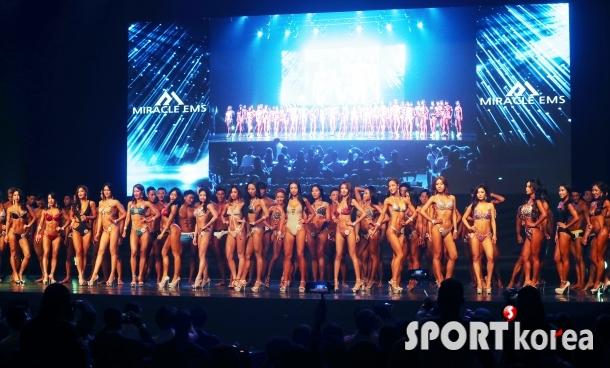 `2017 WBFF 챔피언십` 화려한 개막