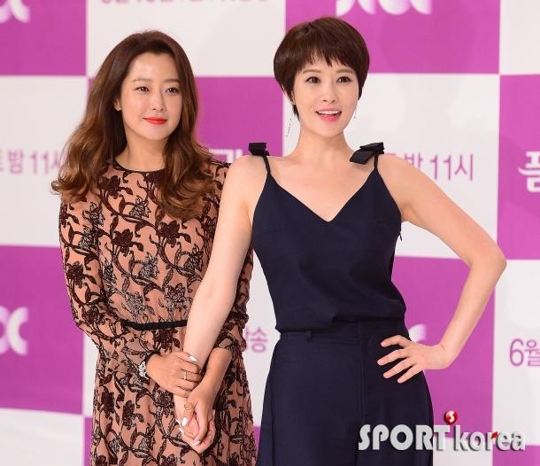 김희선-김선아 `방부제 미모 뽐내며`