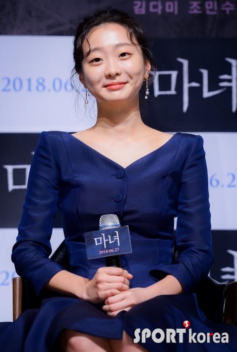김다미 `1500대 1 경쟁률을 뚫고 발탁된 신예 배우`