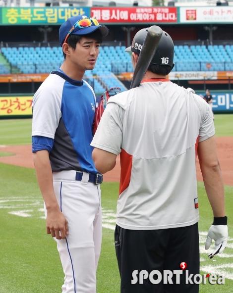 6월 28일 대전 한화..