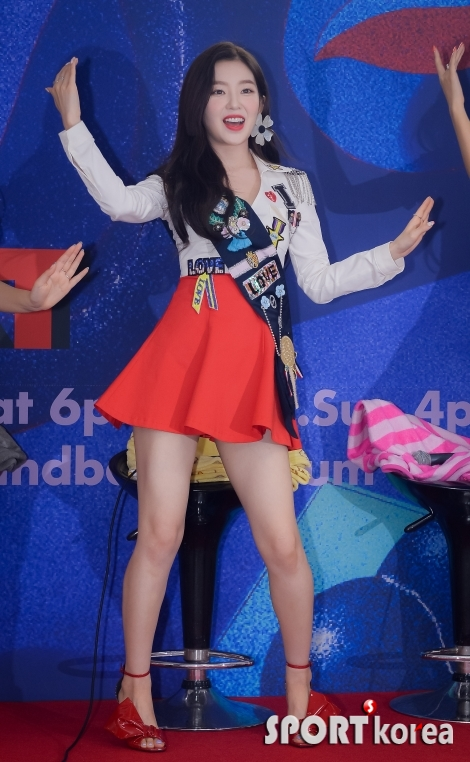 레드벨벳 아이린 `아름다운 몸매`
