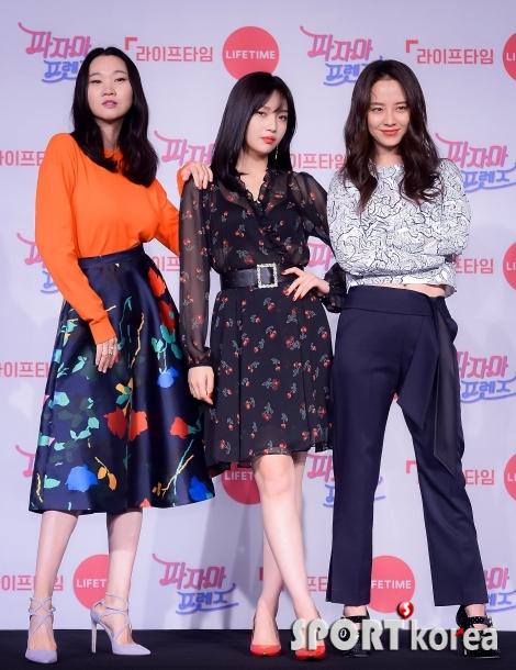 장윤주-조이-송지효 `매력과 미모를 겸비한 출연진들`