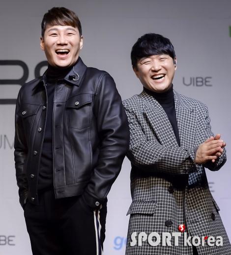 바이브 윤민수-류재현 `언제나 유쾌해~`