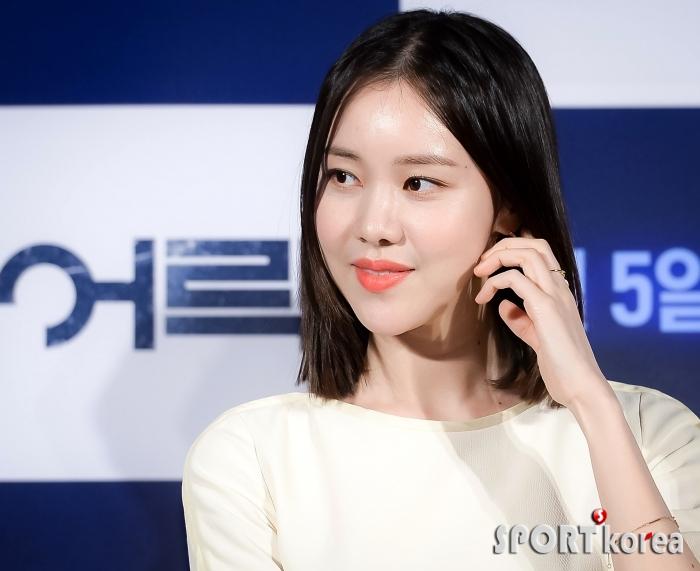 김예원 `아름다운 미소`