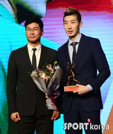 조현우 `4년 연속 최고 골키퍼!`