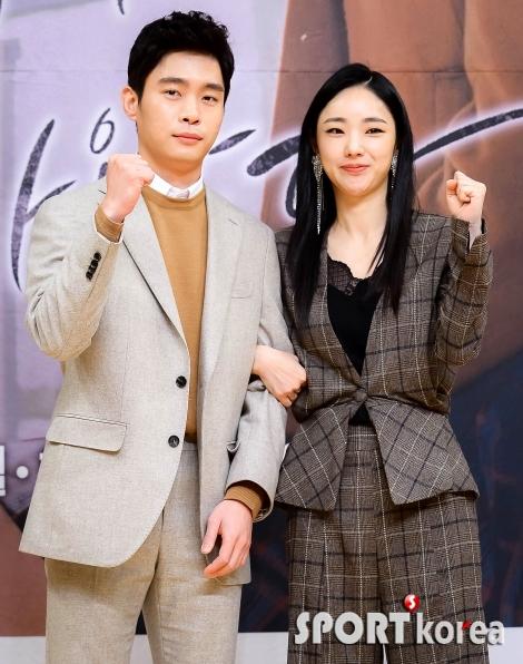김동영-박아인 `복수가 돌아왔다 많이 기대해주세요~`