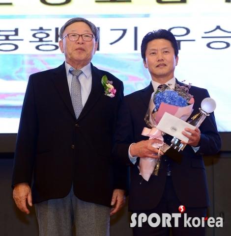 대구고 손경호 감독, 김일배 지도자상 수상