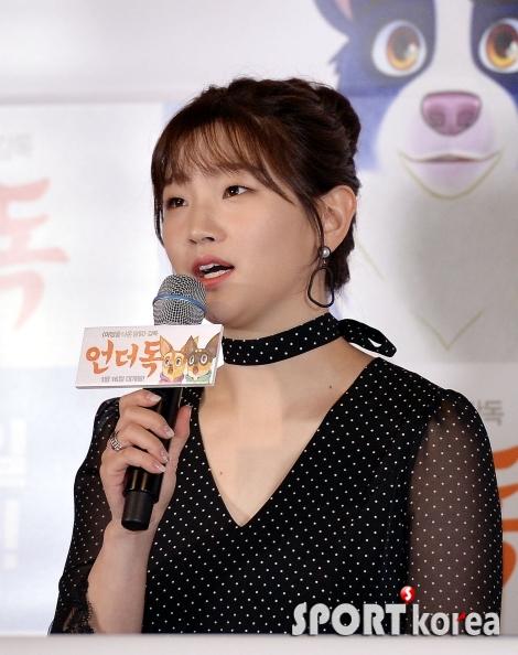 언더독 박소담 `유기견 문제 관심 많았다`