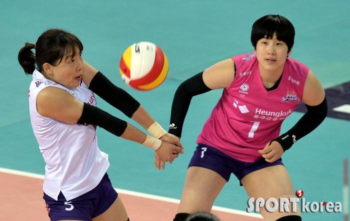 김해란, 수비 나만 믿어!