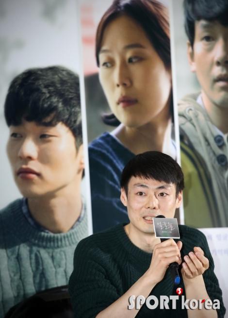 `얼굴들` 이강현 감독, ``배우들의 존재감으로 촬영했다.``