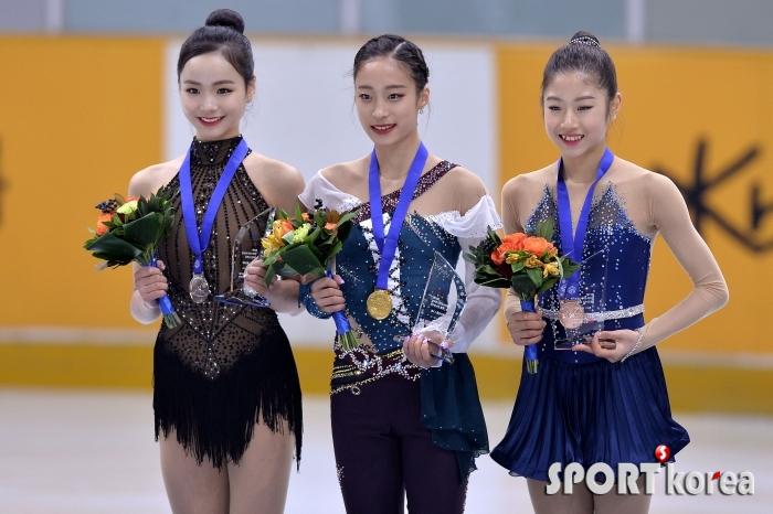 임은수-유영-이해인, 피겨 여자 싱글 영광의 수상자!
