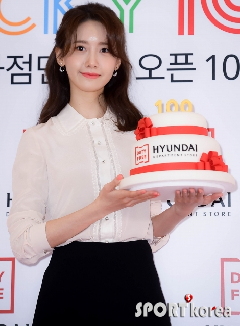 소녀시대 윤아 `케익처럼 달콤한 그녀`