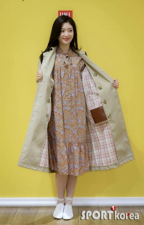 다이아 정채연 `봄을 부르는 패션~`