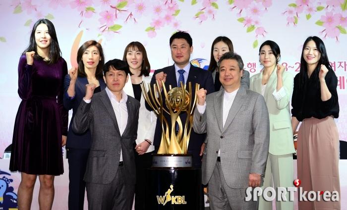 KB-우리-삼성 `챔프전 우승을 향한 다짐!`