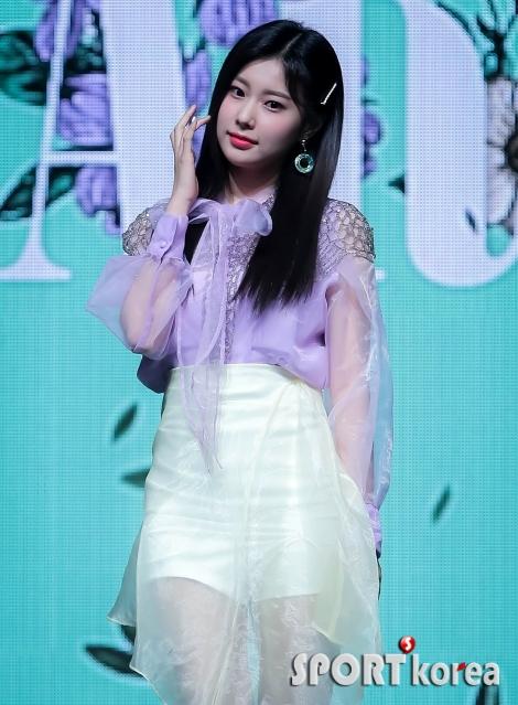 아이즈원 강혜원 `매일매일 미모 갱신 중~`