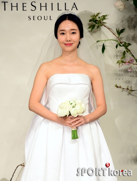 결혼식 앞둔 이정현, 너무 떨려요~