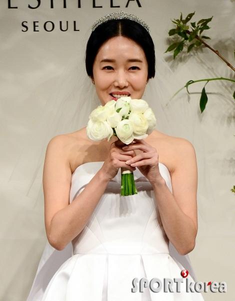 이정현, 설레이는 결혼식!