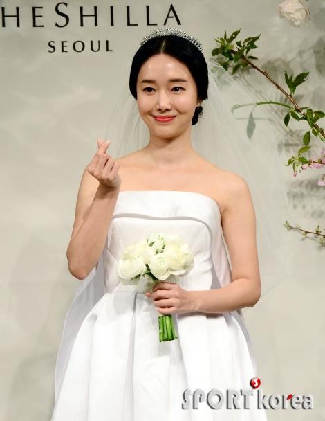 새신부 이정현, 봄꽃같은 신부~