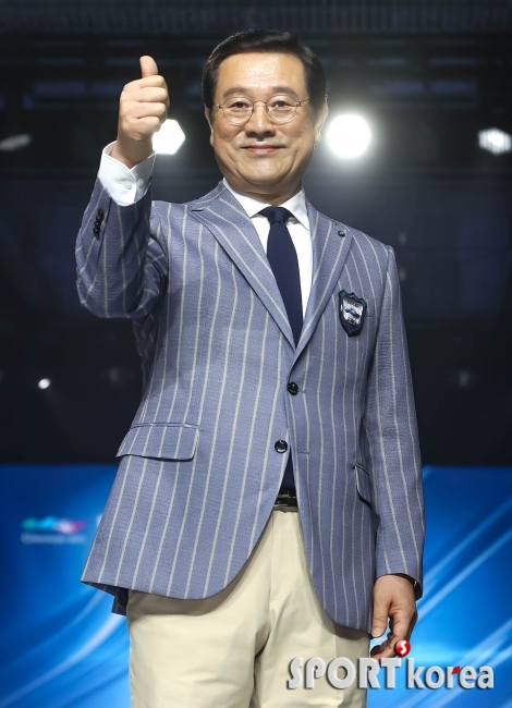 이용섭 광주광역시장 `광주세계수영선수권대회 파이팅!`