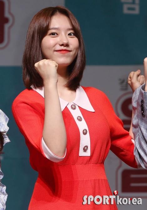 김소혜 `깜찍한 파이팅!`
