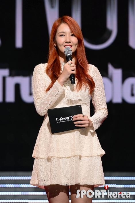 오정연 `동방신기 팬으로 참여해 영광이에요`