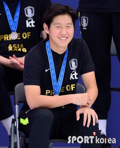 이강인 `차세대 축구황제의 미소`