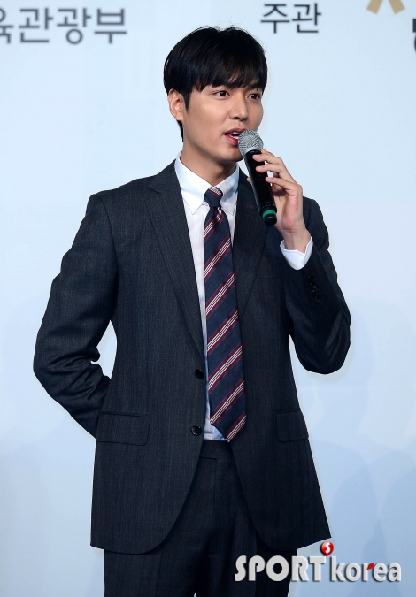 이민호 `한국어를 세계에 알리도록 노력할게요!`