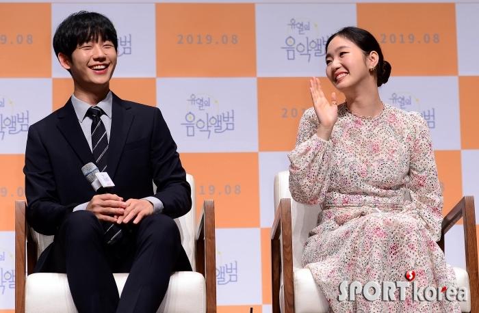 정해인-김고은 `화기애애한 분위기`