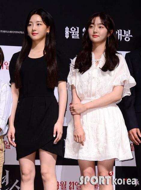 조이현-김혜준 `우열을 가리기 힘든 미모`