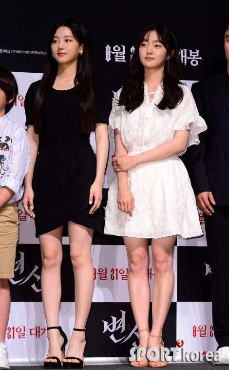 조이현-김혜준 `자매로 출연해요!`