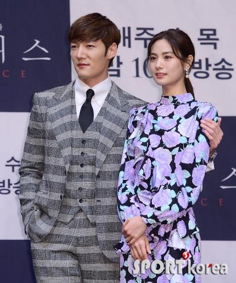 최진혁-나나 `극강의 비주얼 커플`