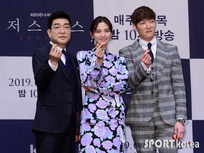 손현주-나나-최진혁 `저스티스를 이끄는 주역들!`
