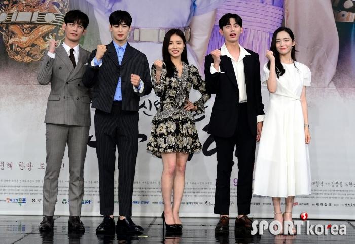 `신입사관 구해령` 조선시대 조각 외모들~