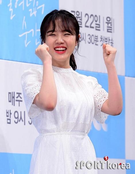 김향기 `웃는 모습이 깜직해~`