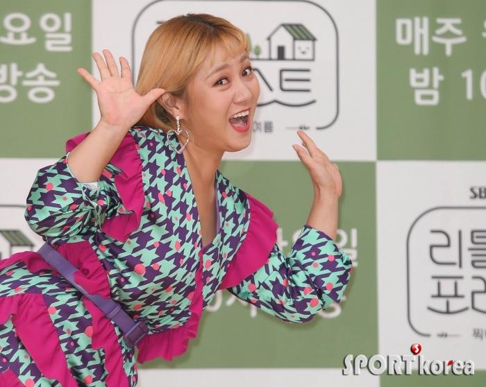 박나래 `천상 개그맨`