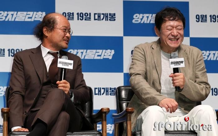 김상호-김응수 `타짜에서의 인연이 여기까지~`