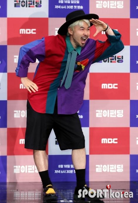 노홍철 `언제나 장난꾸러기 모습~`