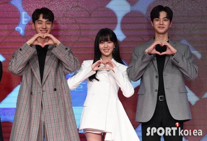 정가람-김소현-송강, 심장이 쿵쿵 러브 케미스트리!