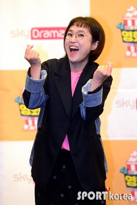 송은이 `영화 2편 출연했어요`