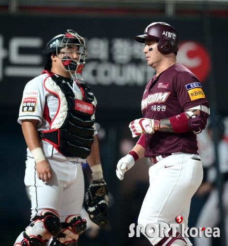 24호 홈런 박병호, 홈런 단독 2위